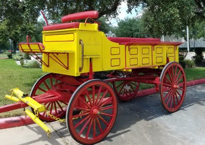 8-10 Person Horse and Carriage Ride, Houston Carriage